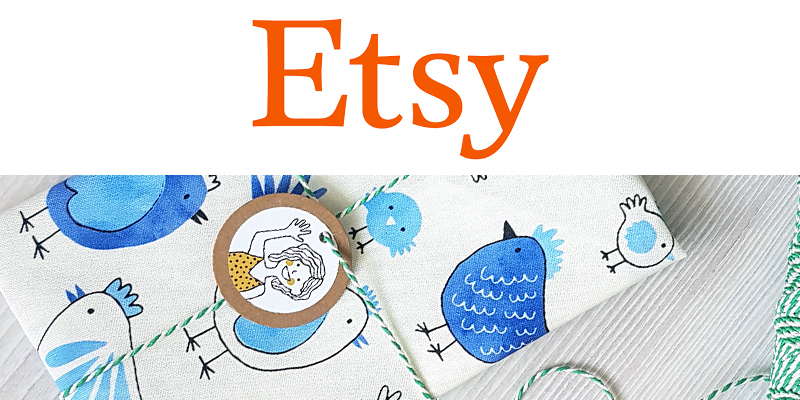 Mijn Etsy shop